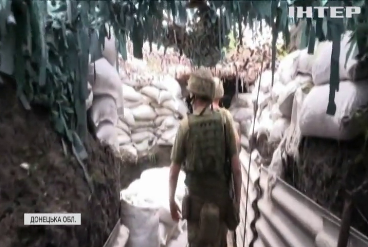На Донбасі поновилися мінометні обстріли українських позицій