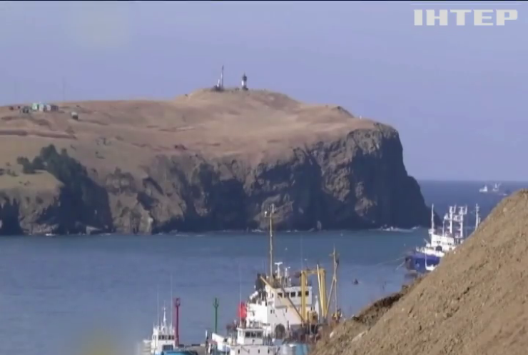 Японія стурбована військовою активністю Росії на Курильських островах