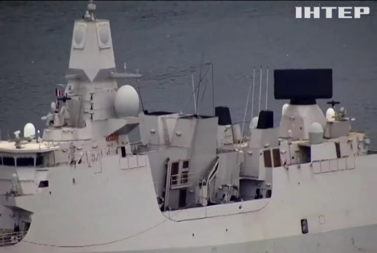 В Росії пояснили, чому проти есмінця Нідерландів підняли у повітря літаки