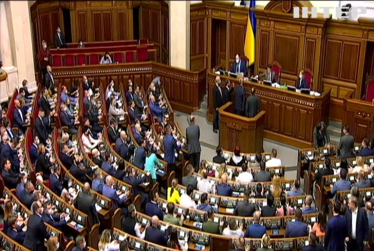 Останній робочий тиждень Верховної Ради: які законопроекти розглянуть депутати