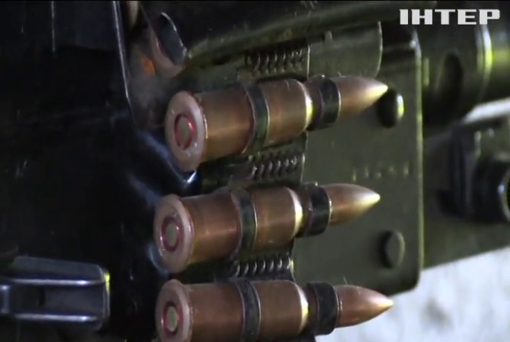 Ситуація на передовій: на Донбасі не припиняються ворожі обстріли