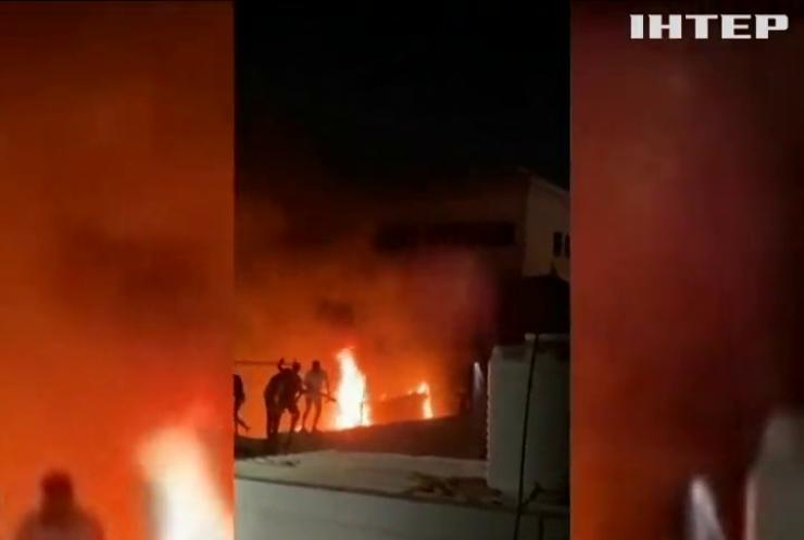У ковідній лікарні Іраку загинули десятки пацієнтів