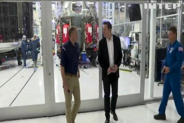 Ілон Маск збирається залишити Землю
