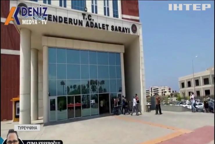У Туреччині затримали судно з українським екіпажем