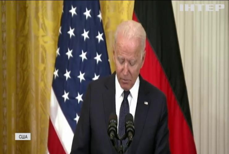США та Німеччина разом захищатимуть суверенітет України