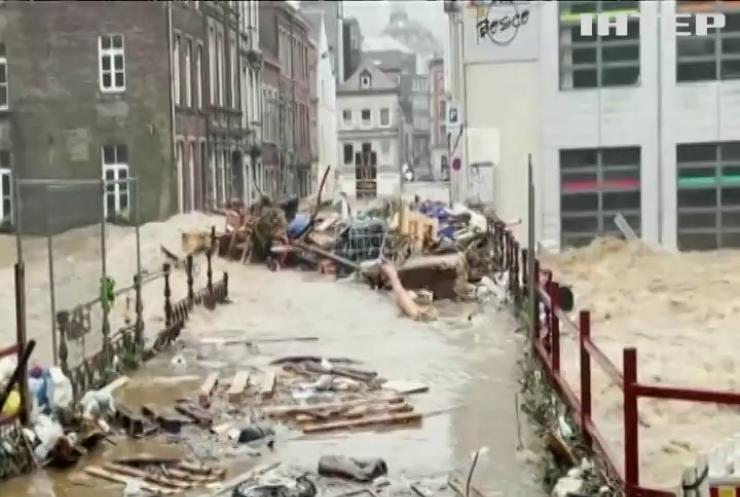 Негода у Німеччині забрала життя сотні людей