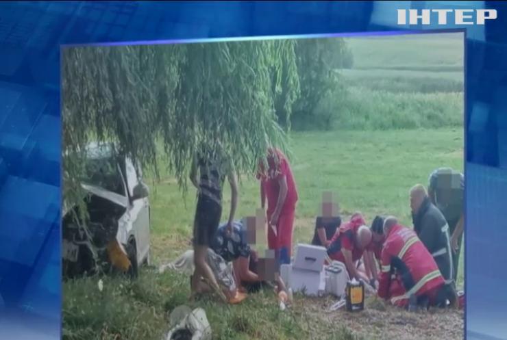 Троє людей загинули у масштабній ДТП на Волині