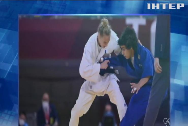 """Дар'я Білодід здобула """"бронзу"""" в дзюдо на Олімпійських іграх у Токіо"""