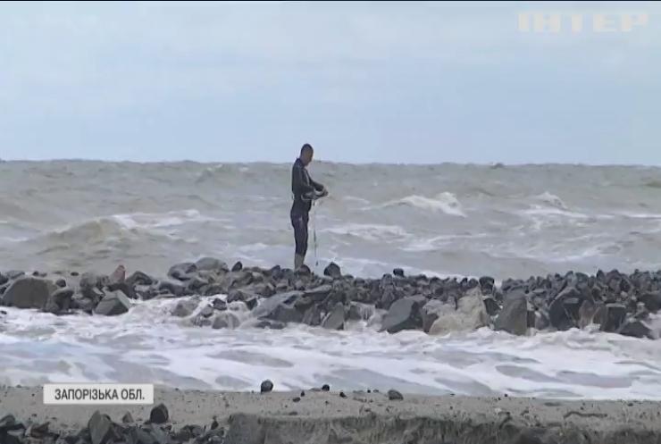 У Бердянську заборонили купатися на місцевих пляжах