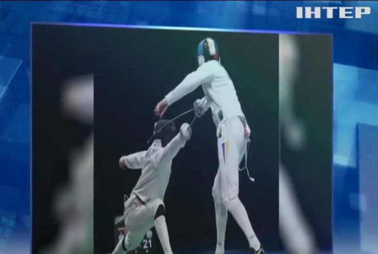 Чоловіча збірна з фехтування посіла 6 місце у груповому змаганні на Олімпіаді у Токіо