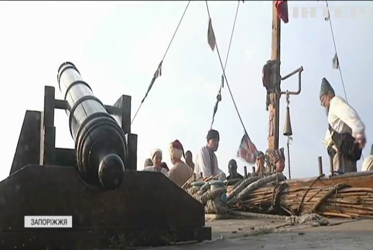 У похід чумацькими шляхами: на Запоріжжі згадали давні козацькі традиції
