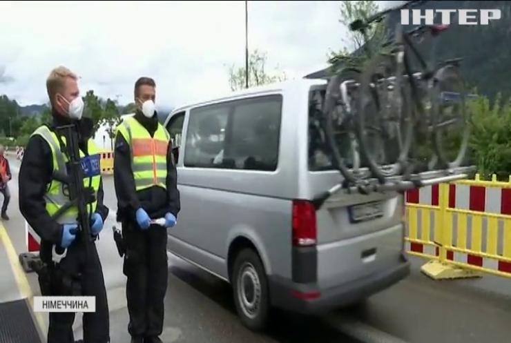 """У Німеччині """"коронаскептики"""" протестують проти посилення карантину"""