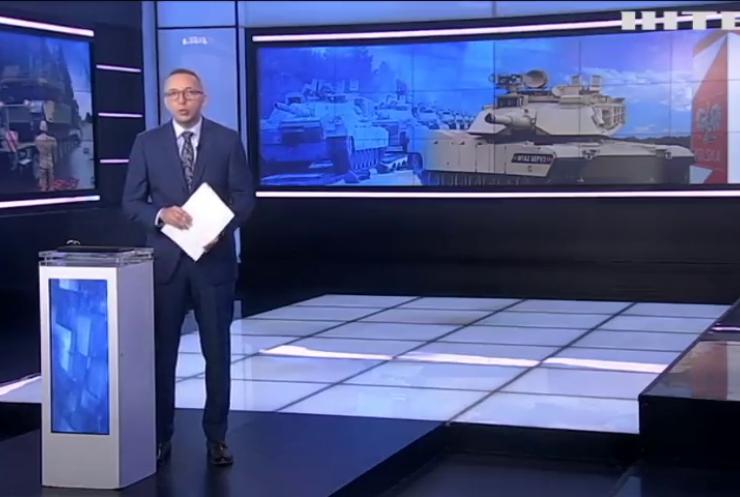 Польща стягує американські танки Abrams до кордонів з Україною