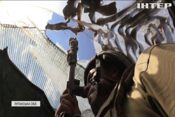 На Луганщині поновилися прицільні ворожі обстріли