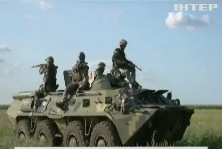 Українські десантники вдосконалили бойовий досвід на масштабних військових навчаннях