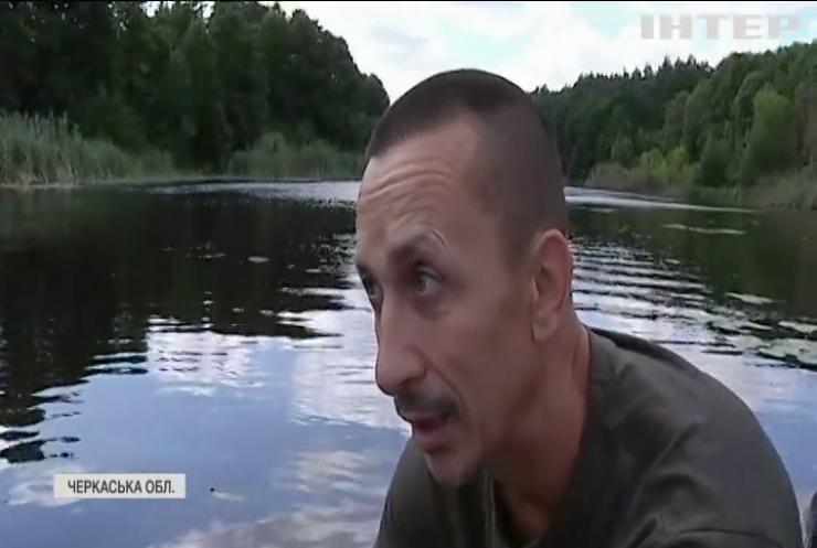 Екологічна катастрофа: у річці Рось на Черкащині масово гине риба