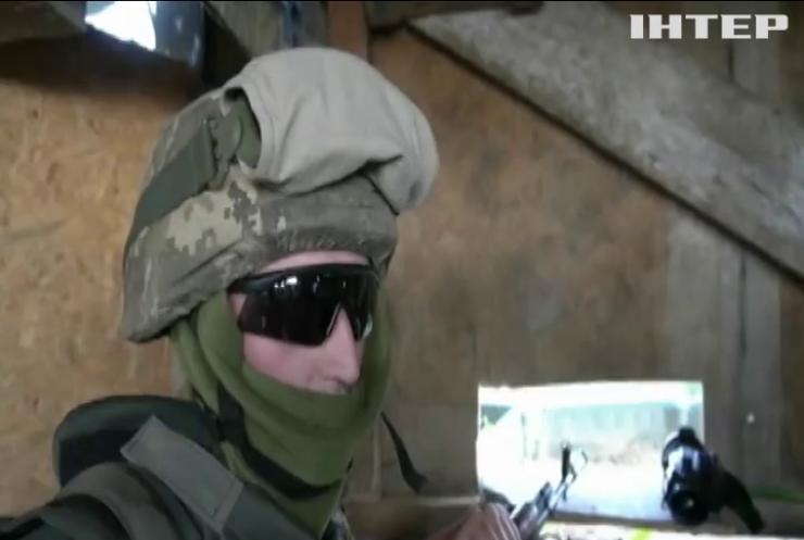 Українські десантники вчилися відбивати атаки і переходити у контрнаступ