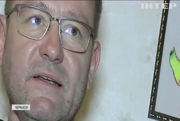 Черкаський волонтер В'ячеслав Скічко потребує термінового курсу хіміотерапії