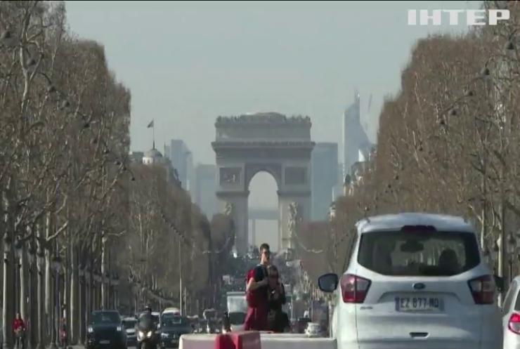 Францію оштрафували за забруднення повітря