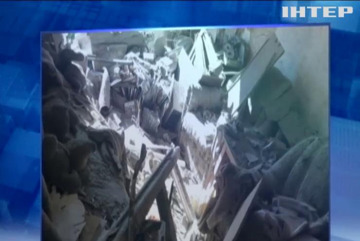 У Красногорівці під ворожий обстріл потрапила житлова багатоповерхівка