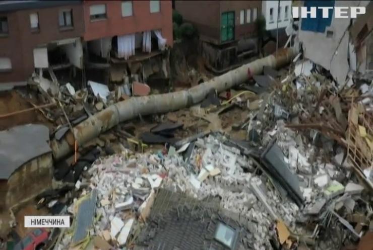 У Німеччині оцінили збитки від руйнівної повені