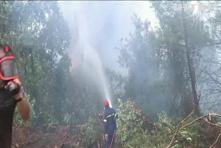 Землю охопили масштабні пожежі: вогонь захоплює нові території