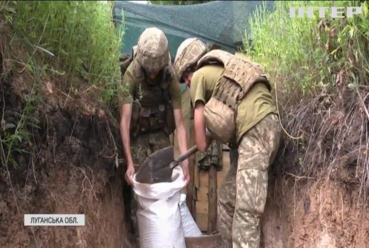 На прифронтовій Луганщині активізувалися ворожі снайпери