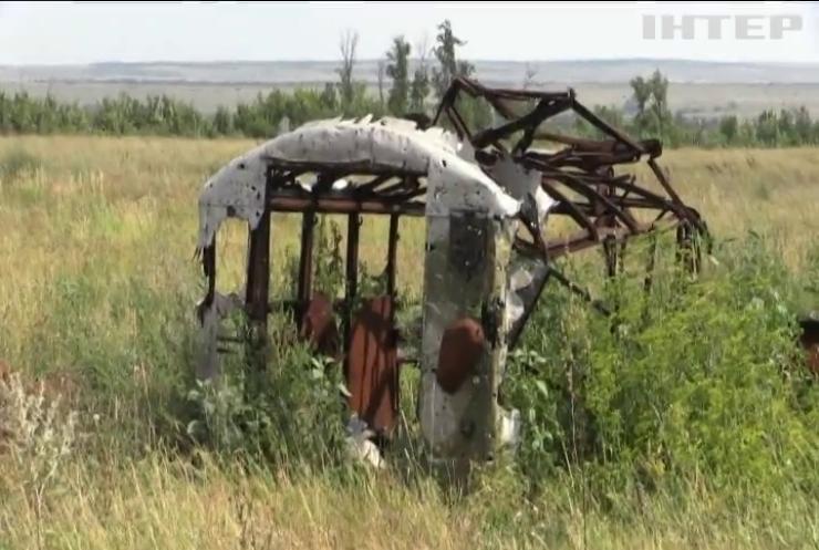 Біля Золотого-4 противник вів вогонь з гранатометів