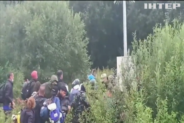 12 білоруських прикордонників перетнули кордон Литви