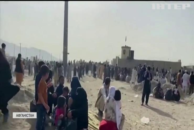 Єврокомісія закликає активізувати прийом біженців з Афганістану