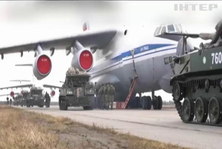 Росія до зими сформує в Криму десантно-штурмовий полк