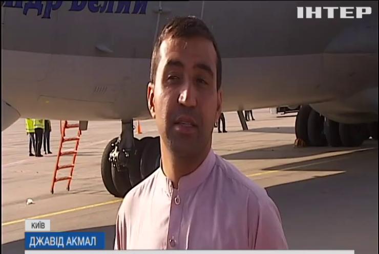 Біженці Афганістану: тисячі людей живуть під аеропортом Кабулу