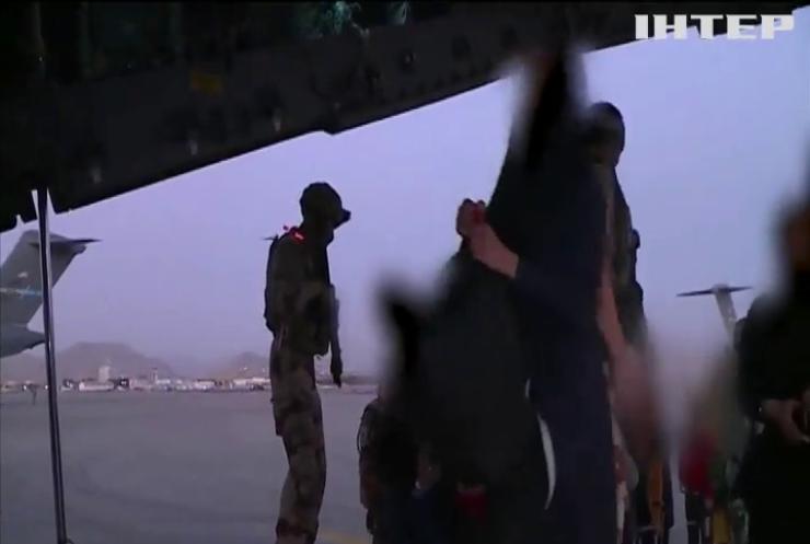 Україна планує продовжити евакуацію з Афганістану після 31 серпня