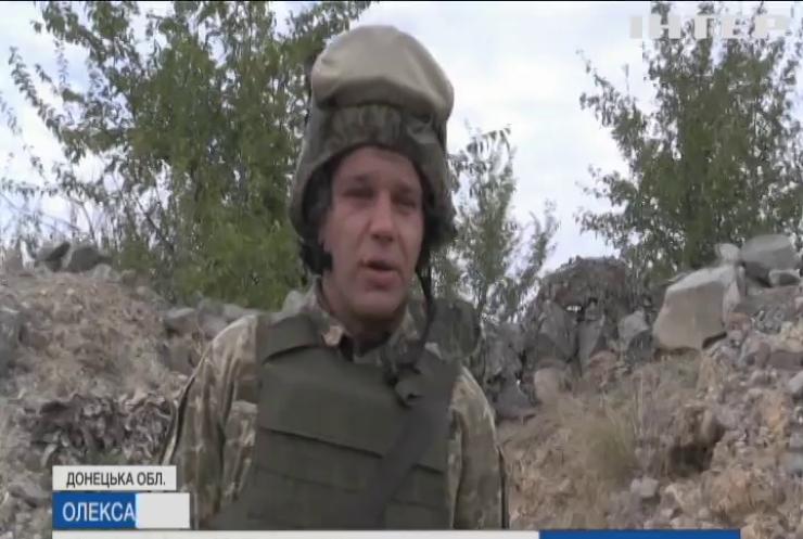 Війна на Донбасі: тільки вогонь у відповідь вгамовує ворога