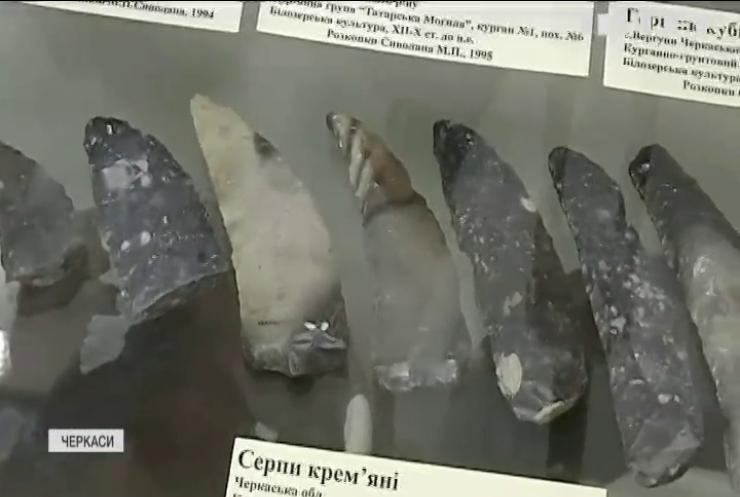 Експонатам черкаського музею загрожує пліснява