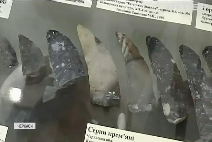 Тіснота в черкаському музеї: неможливо зберігати експонати