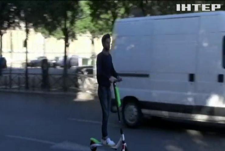 В Польщі посилили вимоги до велосипедистів та самокатників