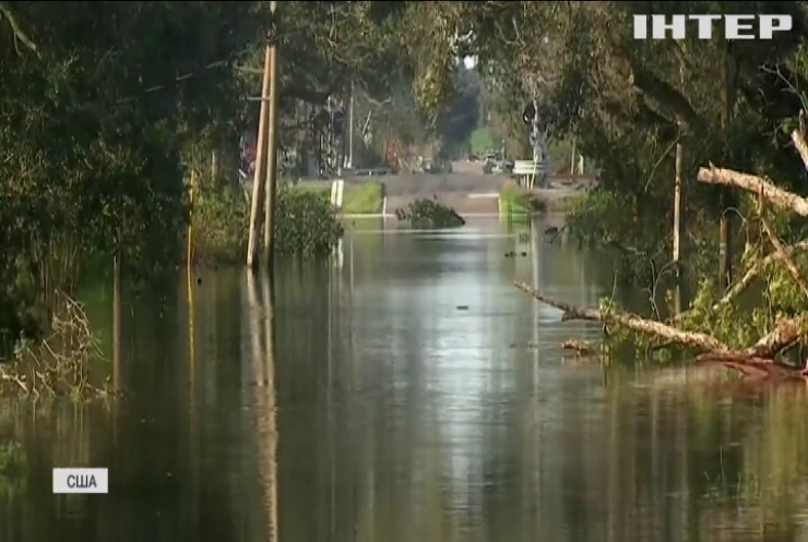 """В Новому Орлеані зріс рівень злочинності через ураган """"Айда"""""""