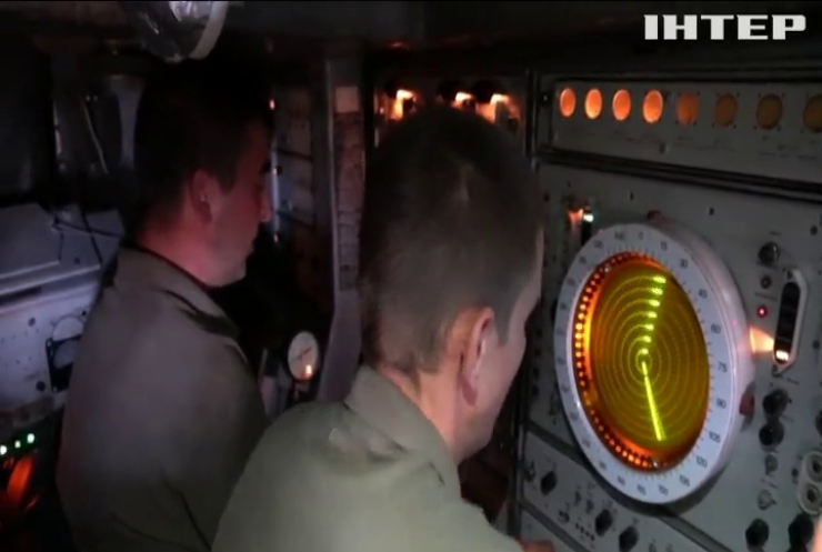 В Україні провели військові навчання з протиповітряної оборони