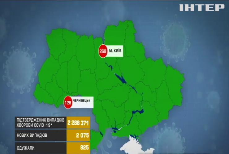 В Україні вакцинувалися сто шістдесят тисяч людей за добу