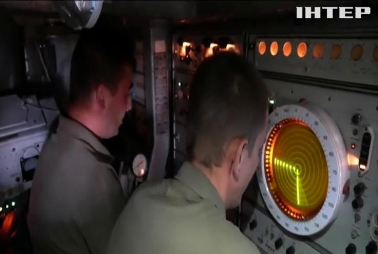 В Україні військові перевіряли надійність протиповітряної оборони