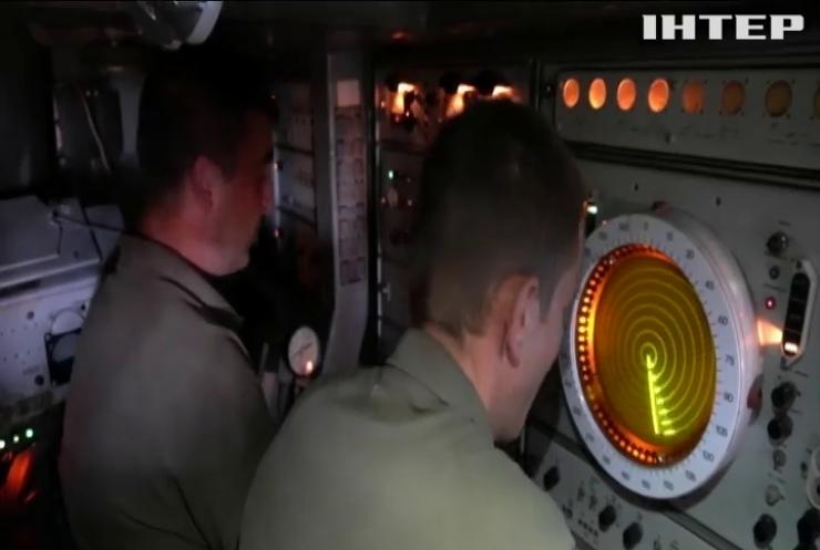 """С-300, """"Оса """" та """"Бук"""" стоять на сторожі українського повітря"""