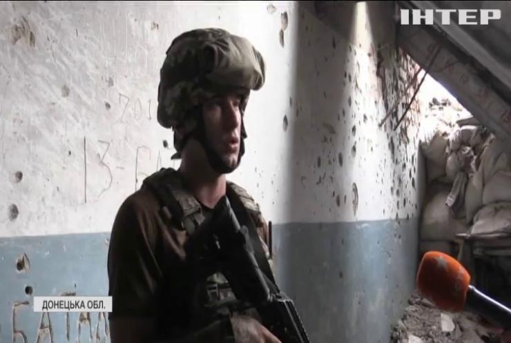 Війна на Сході: ворог не припиняє обстрілів