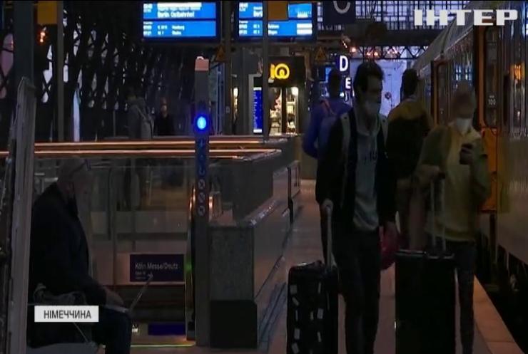 У Німеччині залізничники оголосили п'ятиденний страйк