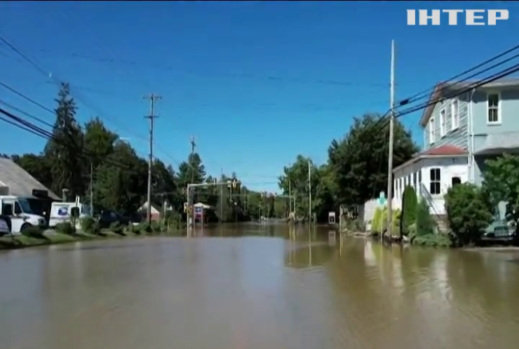 У трьох штатах Америки запровадили режим надзвичайної ситуації через ураган