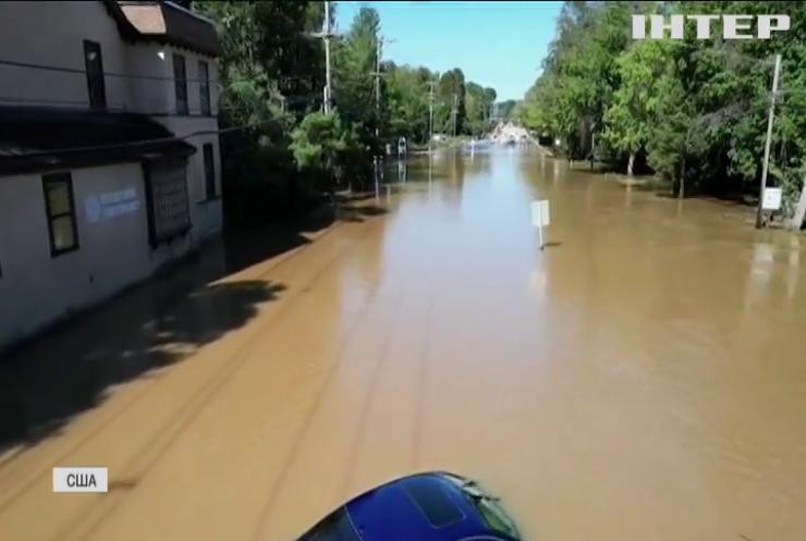 """Ураган """"Айда"""" продовжує забирати життя американців: наразі 46 жертв"""