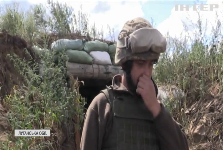 Війна на Сході: українські солдати відкривали вогонь у відповідь