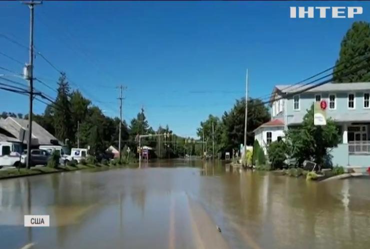 """Через ураган """"Айда"""" у трьох штатах запровадили надзвичайний стан"""