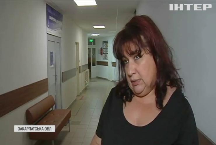 """В Ужгороді лікарям пропонують """"мінімалку"""" або звільнення"""