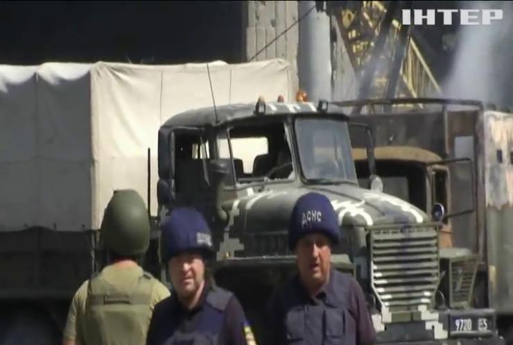 Війна на Донбасі: біля Золотого-4 гатили з гранатометів